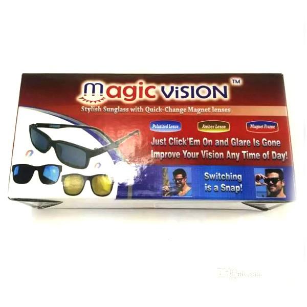 Magic Vision naočare sa promenjivim staklima