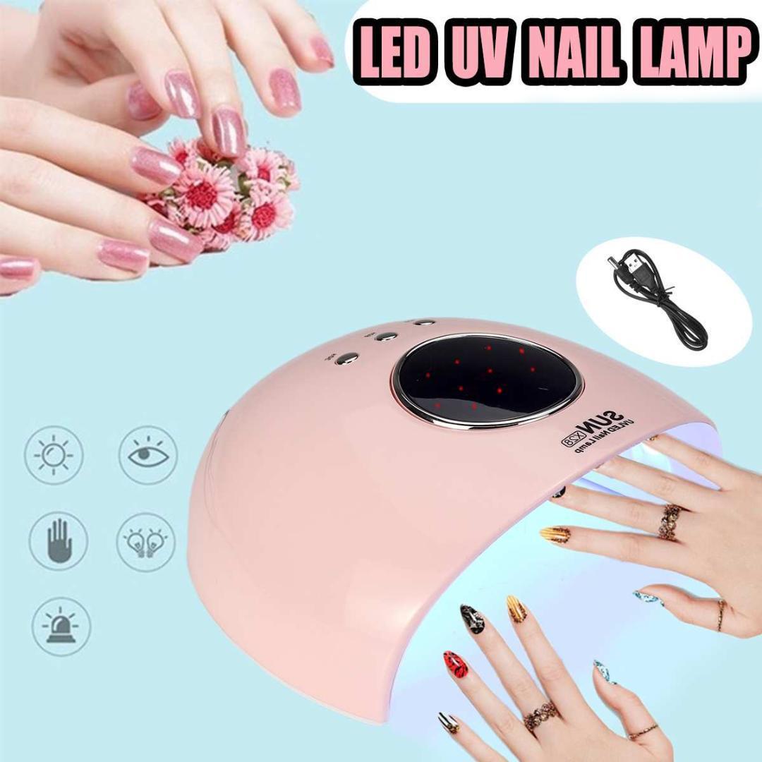 UV 12 LED lampa za savršene nokte, za samo 30 sekundi!