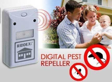 Riddex – uređaj protiv štetočina