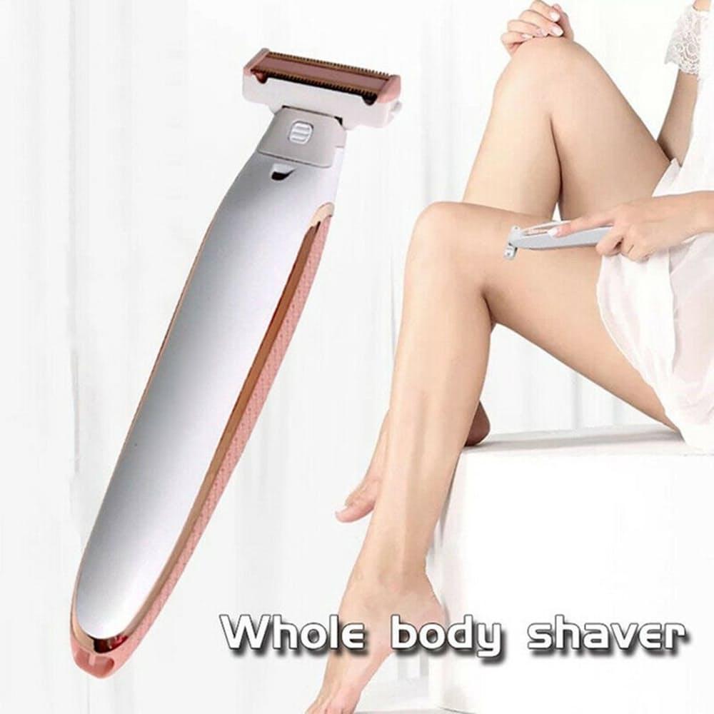 Najnežniji brijač za žene