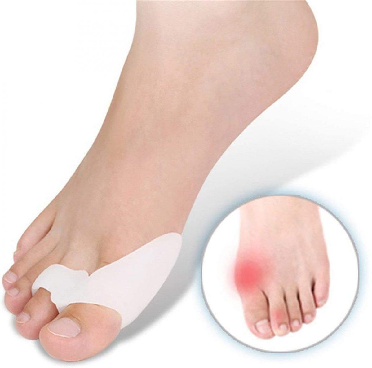 Umetak za ispravljanje nožnih prstiju