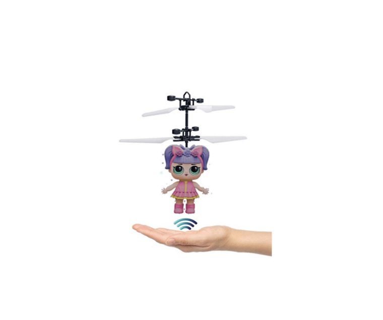 Leteća devojčica