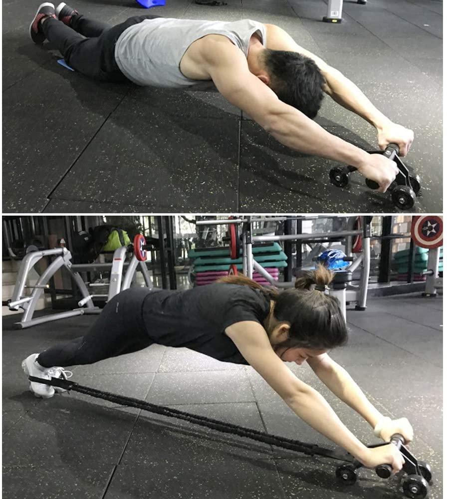 Točak za vežbanje