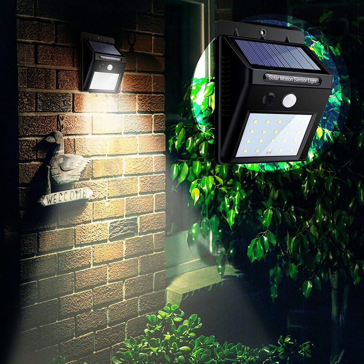 Solarna LED svetla