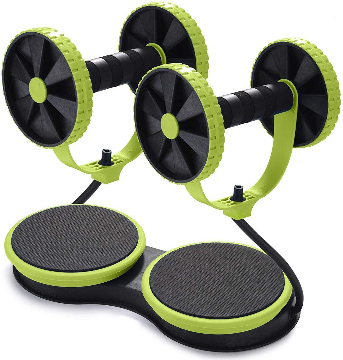 Moćni točak za vežbanje