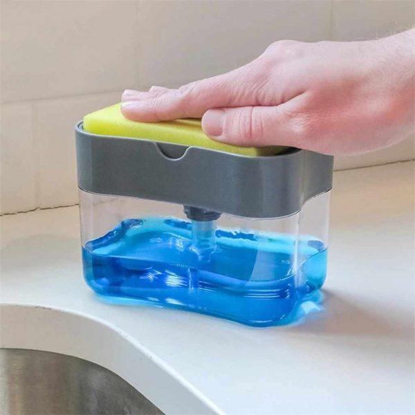 Savršen dozer deterdženta za pranje sudova