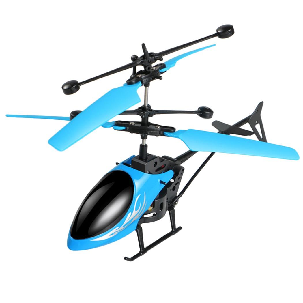 Helikopter na senzor