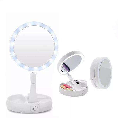 Preklapajuće ogledalo za šminkanje
